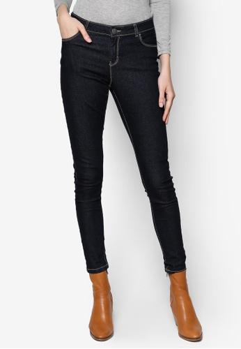 Dorothy Perkins blue Indigo Skinny Jeans DO816AA70FCFMY_1