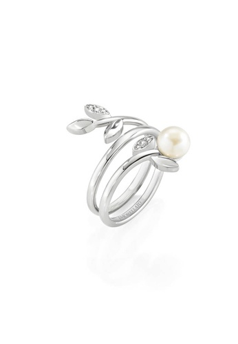 Morellato Morellato GIOIA Ring Pearls Crystals SAER26014 656E3ACD48E87DGS_1