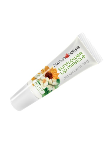 Human Nature white 10Ml Sunflower Lip Miracle - Peppermint 7F97DBE34A443EGS_1