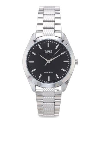 Casio silver Casio MTP-1274D-1ADF Watch 4D978AC2D24E2BGS_1
