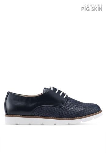 Divine Factory blue Emily Casual Shoes 87BAFSHD473405GS_1