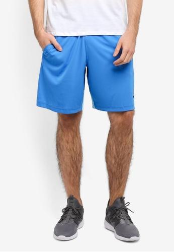 Nike blue Men's Nike Dry Training Shorts NI126AA0SFC7MY_1