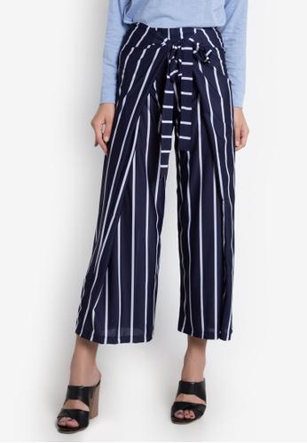 Verve Street navy Molly Pants VE915AA0K9IYPH_1