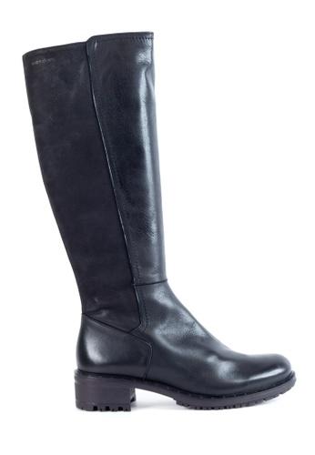 Shu Talk 黑色 經典牛軟皮女長靴 4291DSH20990ABGS_1