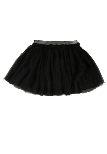 FOX Kids & Baby black Kids Girl Tulle Skirt CDD12KAA276D79GS_1