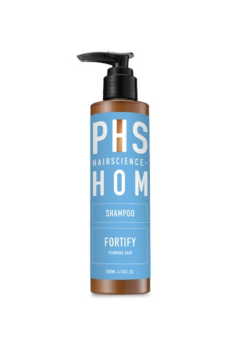 PHS HAIRSCIENCE [For Male Hair Loss] HOM Fortify Shampoo PH462BE0FAKLSG_1
