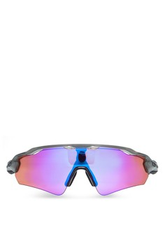 Radar Ev Path Sport Injected Man Sunglasses