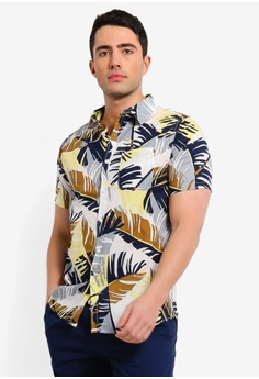7a009cc7852 Buy Shirts for Men Online   ZALORA Philippines
