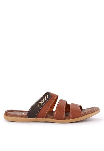 CARVIL brown Sandal Casual Men Oscar-03M CB691SH966DFFEGS_1