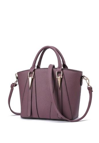 TCWK purple Ladies Handbag TC258AC12KAHMY_1