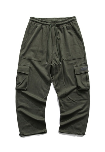 Twenty Eight Shoes Overalls Pocket Leggings HH0721 9DB9BAA44171D0GS_1
