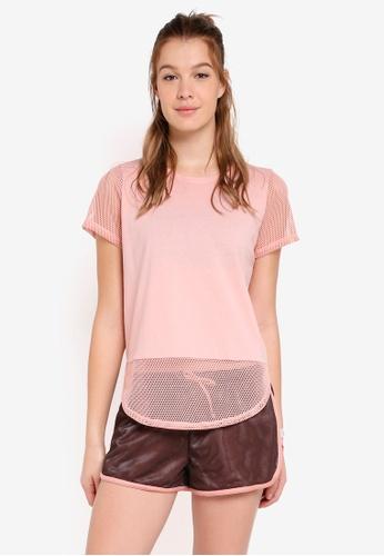 Cotton On Body pink Game Set Mesh Tshirt 92A81AAB5C91EFGS_1