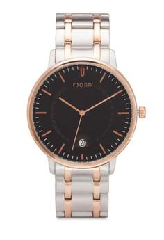 Anton 圓框鍊錶