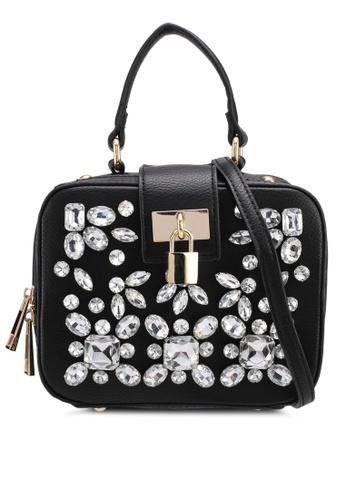 ALDO black Elaywia Handbag 0D7D2AC617EC3CGS_1
