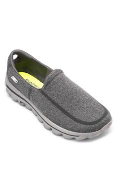 Go Walk 2 - Super Sock Slip On Sneakers