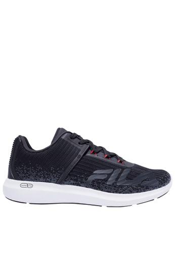 Fila black FILA LOGO Training Shoes B7A19SHF08C373GS_1
