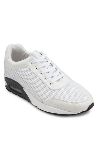網眼拼接esprit hk分店潮流運動鞋, 鞋, 鞋