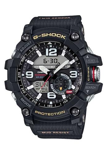 CASIO black Casio G-Shock Black Resin Watch AF14CACD53D98EGS_1