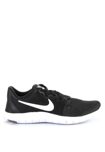 Nike black Nike Flex Contact 2 Running Shoes 0AB92SH04881A2GS_1