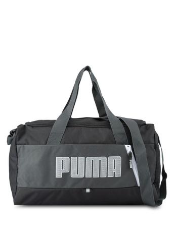 Puma black Fundamentals Sports Bag PU549AC0SWCDMY_1