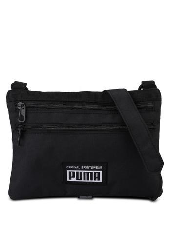PUMA black Academy Shoulder Bag C5856AC589B5C7GS_1