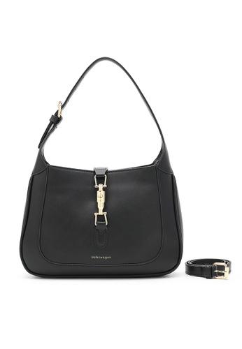 Volkswagen black Women's Hand Bag / Top Handle Bag 7DC4AAC050042FGS_1