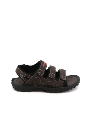 WEINBRENNER WEINBRENNER MENS BROWN SANDALS 78050SH9604D63GS_1