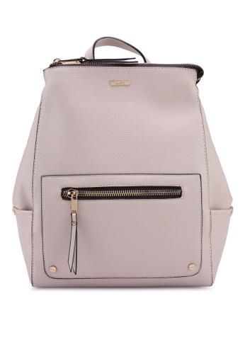 ALDO beige Srilanka Backpack 4CA42AC945676AGS_1