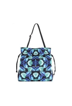 Forest Printed Shoulder Bag