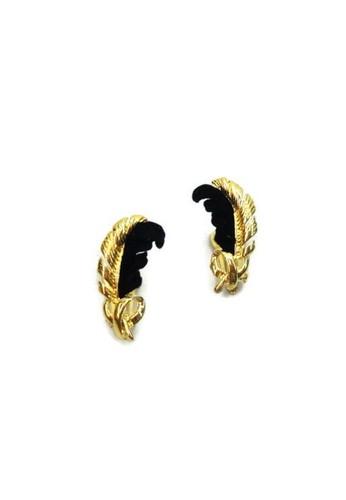 1901 Jewelry gold 1901 Jewelry Vida Earring 19910AC99SIYID_1