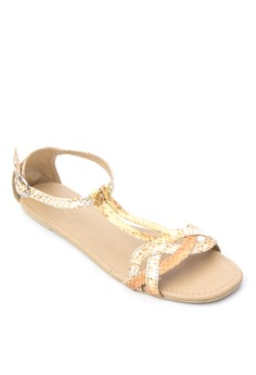 Danica Flat Sandals