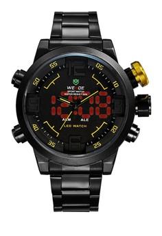 Analog LED Watch WH2309B-3C