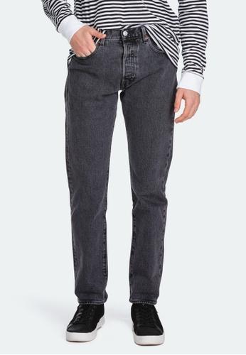 Levi's grey Levi's 501 '93 Straight Jeans 79830-0011 6AAD7AA8D8D1ABGS_1