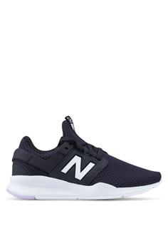 more photos 91f05 1ef85 New Balance black 247 Lifestyle Shoes 9FBCDSHEDAAFBFGS 1