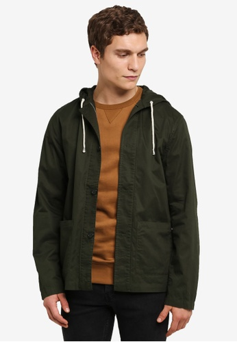 ESPRIT green Outdoor Woven Regular Jacket ES374AA0RVCZMY_1