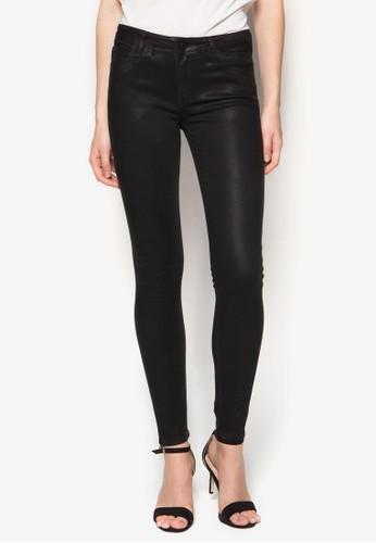 窄管貼身牛zalora 衣服評價仔褲, 服飾, 牛仔褲