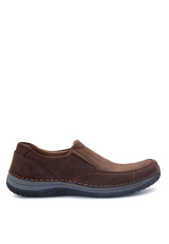 Gibi brown YUM 9051 Casual Shoes GI342SH0IVZWPH_1