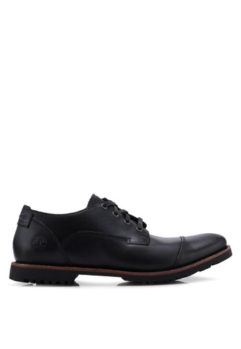 Timberland black Kendrick Oxford Shoes E036BSH9E0223CGS_1
