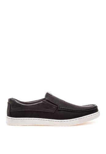 H2Ocean black Quilon Loafers & Moccasins H2527SH89LCKPH_1
