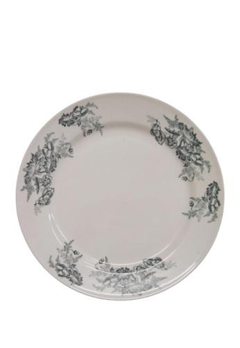 "Claytan Kopitiam Series - 10"" Dinner Plate 910BCHL31E9835GS_1"