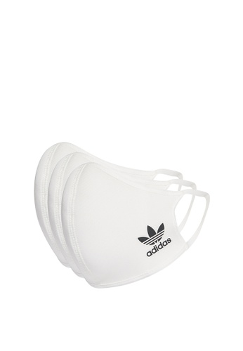 ADIDAS white face cover small 21A86AC5629BF1GS_1