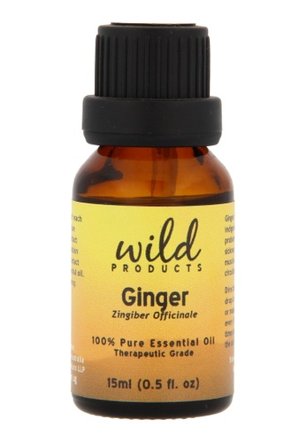 Wild Products Ginger (Zingiber Officinale) - 15 ml B9334BE98188FAGS_1