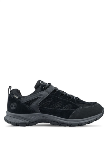 Timberland black Sadler Low Shoes 26AB3SHF4399FEGS_1