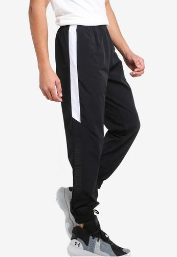 361° black Basketball Series Sports Pants AE967AA0F10EABGS_1
