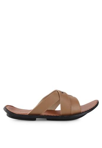 MARC & STUART Shoes brown Sandal Deo MA456SH0UA79ID_1