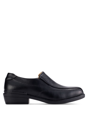 Louis Cuppers black Business Shoes LO977SH93AUSMY_1