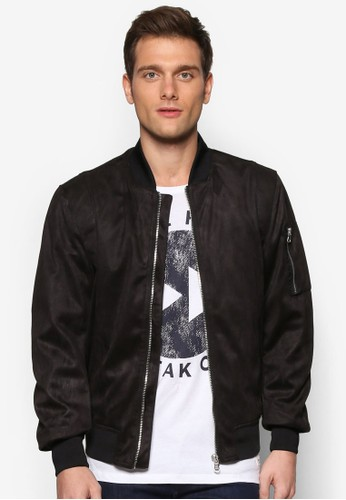 Buy ESPRIT Outdoor Woven Bomber Jacket Online | ZALORA Malaysia