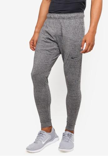 Nike black Men's Yoga Dri-FIT Pants 347C1AA7301D79GS_1