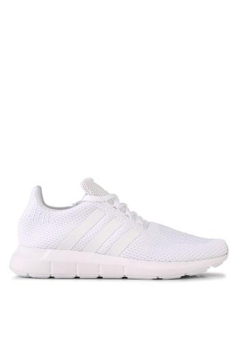 adidas white adidas originals swift run w AD372SH0SUVQMY_1