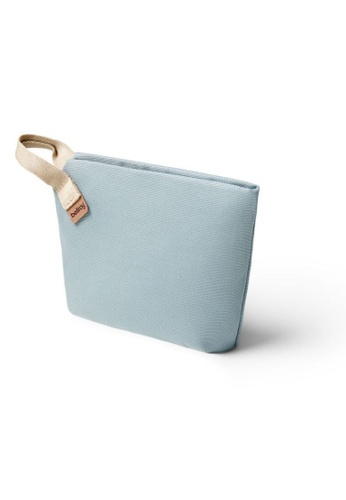Bellroy blue Bellroy Standing Pouch - Smoke Blue (Plant-Based / Leather-Free) 6382CACC4336CAGS_1
